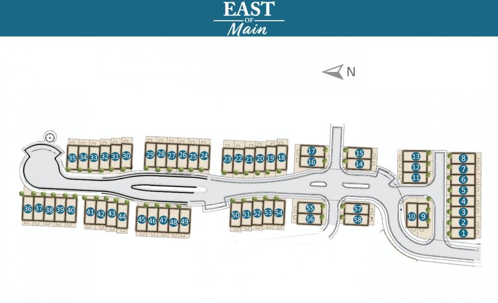 East of Main